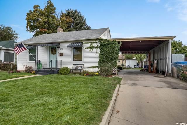 473 N Emery Ave, Orem, UT 84057 (#1775860) :: Pearson & Associates Real Estate