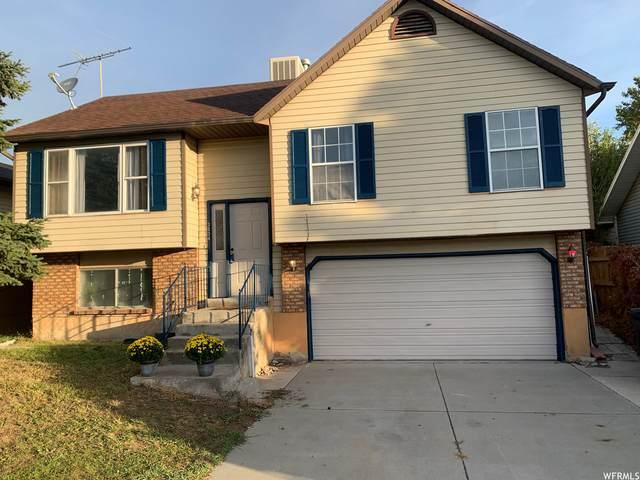 3534 W Chism Ct, Taylorsville, UT 84129 (#1775868) :: Bustos Real Estate | Keller Williams Utah Realtors