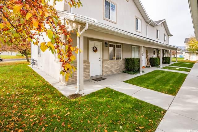 122 W 1320 S, Logan, UT 84321 (#1775871) :: Bustos Real Estate | Keller Williams Utah Realtors