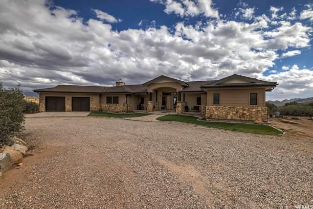 658 N Harmony Dr, New Harmony, UT 84757 (#1775875) :: Bustos Real Estate | Keller Williams Utah Realtors