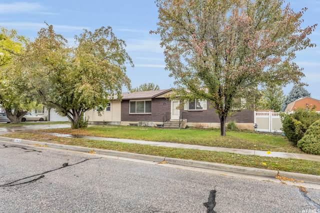3284 W 7675 S, West Jordan, UT 84084 (#1775878) :: Utah Dream Properties