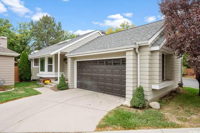 4592 S Park Manor Dr E, Salt Lake City, UT 84117 (#1775903) :: Colemere Realty Associates