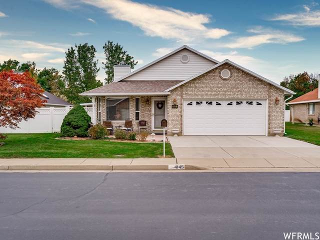 4145 S 850 E, South Ogden, UT 84403 (#1775910) :: Real Broker LLC