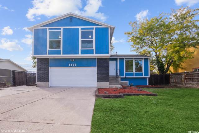 3400 S Greenmont Dr, West Valley City, UT 84120 (#1775922) :: Colemere Realty Associates