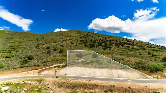 2151 E La Sal Peak Dr #518, Heber City, UT 84032 (#1775924) :: Utah Real Estate
