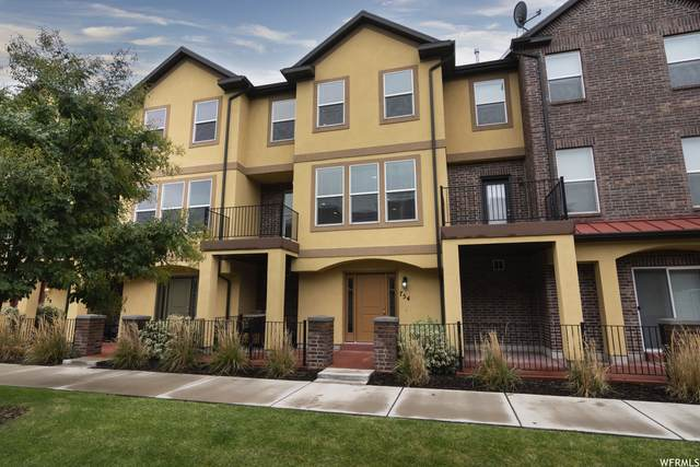 754 W Kirkbride Ave S, South Salt Lake, UT 84119 (#1775946) :: Colemere Realty Associates
