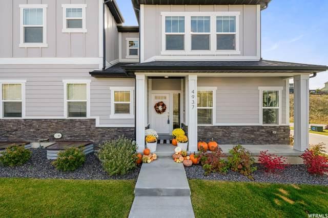 4937 N Marble Fox Way, Lehi, UT 84043 (#1775949) :: Colemere Realty Associates