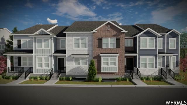 1456 N 3860 W #107, Lehi, UT 84043 (#1775955) :: Utah Dream Properties