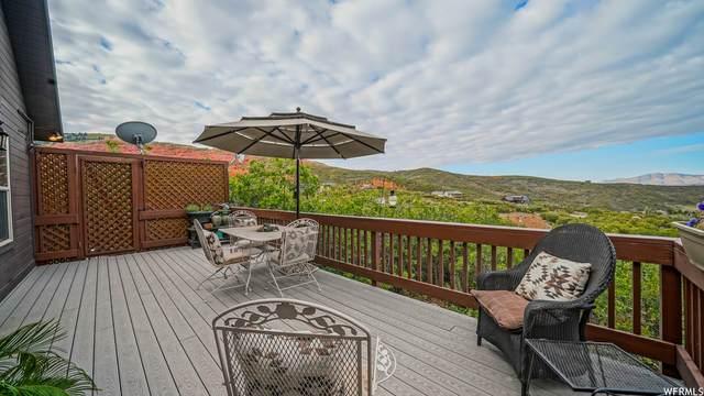 1650 S Clyde Lake Dr #306, Heber City, UT 84032 (#1775976) :: Utah Real Estate