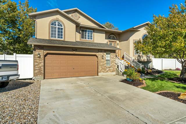 7176 W Crow Cir, West Valley City, UT 84128 (#1776017) :: Colemere Realty Associates