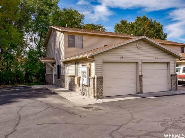 1305 Monroe Blvd, Ogden, UT 84404 (MLS #1776024) :: Lookout Real Estate Group