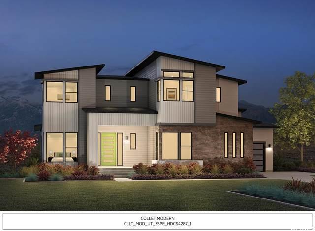 12303 S Emory Peak Cv W #406, Herriman, UT 84096 (#1776028) :: Pearson & Associates Real Estate