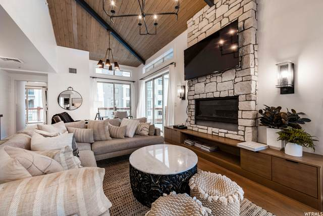 3000 Canyons Resort Dr #3910, Park City, UT 84098 (#1776029) :: Colemere Realty Associates