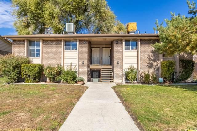 2588 S 900 E #1, Salt Lake City, UT 84106 (MLS #1776034) :: Lookout Real Estate Group