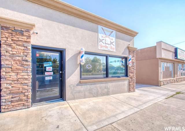 2791 S 100 E, South Salt Lake, UT 84115 (#1776054) :: Colemere Realty Associates