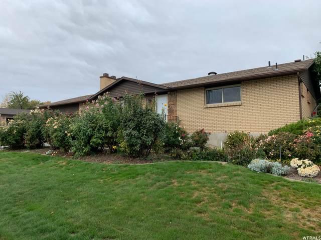 5734 S Sierra Grande Dr W, Taylorsville, UT 84129 (#1776061) :: Utah Real Estate