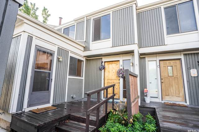 2600 W Village Lane Ln B, Taylorsville, UT 84129 (MLS #1776072) :: Lookout Real Estate Group