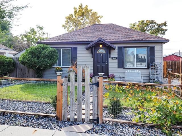 128 E Downington Ave S, Salt Lake City, UT 84115 (MLS #1776088) :: Lookout Real Estate Group