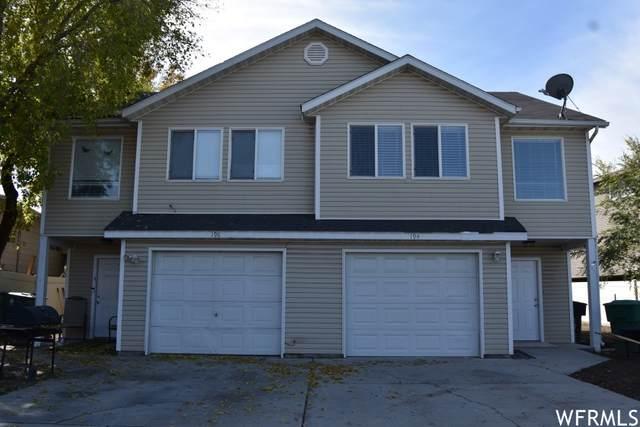 198 E 5460 S, Salt Lake City, UT 84107 (#1776108) :: Colemere Realty Associates
