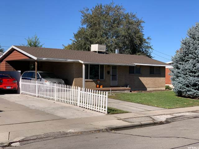 339 N 1120 W, Provo, UT 84601 (#1776139) :: The Perry Group