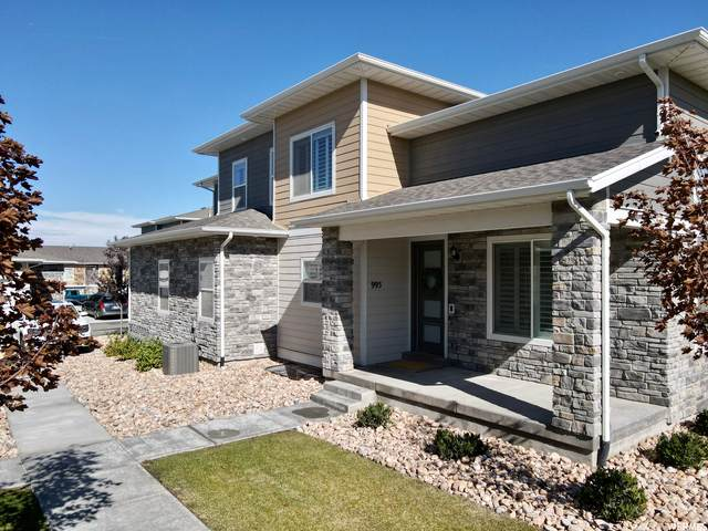 995 W Sapphire Peak Dr, Bluffdale, UT 84065 (#1776146) :: Colemere Realty Associates