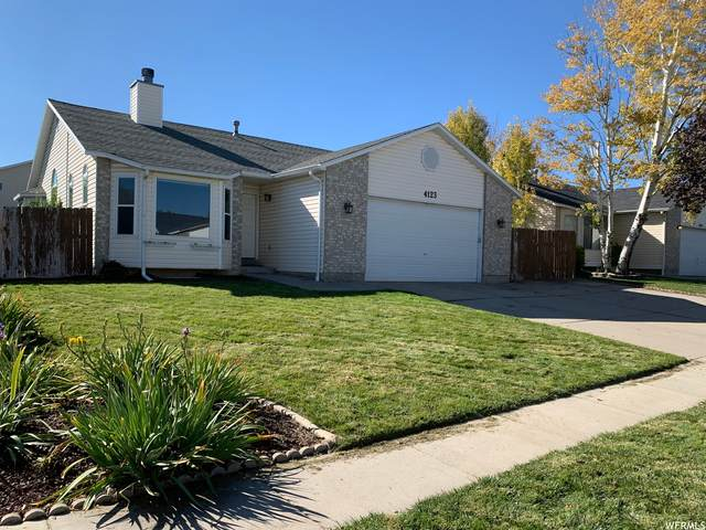 4123 W 6550 S, Taylorsville, UT 84129 (MLS #1776169) :: Lookout Real Estate Group