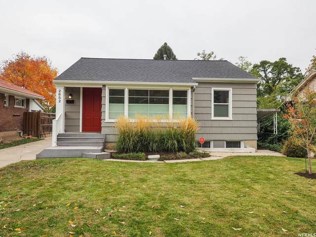 2652 S Beverly St, Salt Lake City, UT 84106 (MLS #1776183) :: Lookout Real Estate Group