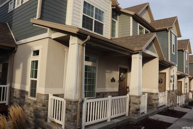 5687 W Pelican Ln #5687, Salt Lake City, UT 84118 (MLS #1776187) :: Lookout Real Estate Group