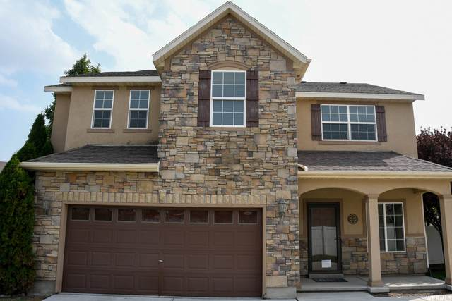 5101 W London Bay Dr, Riverton, UT 84096 (#1776204) :: The Perry Group