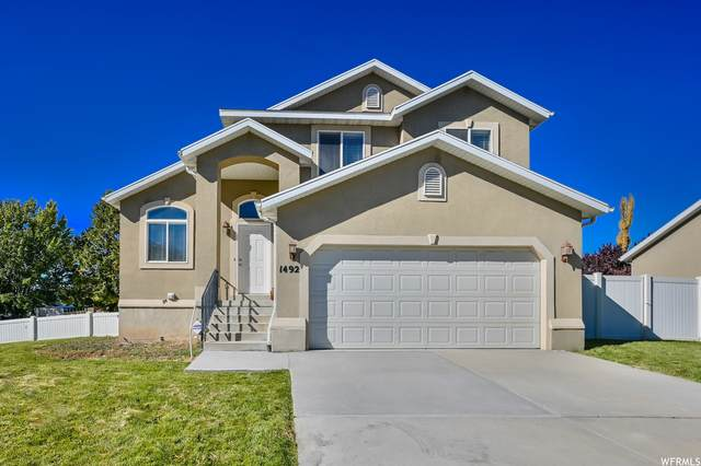 1492 S 260 W, Payson, UT 84651 (#1776205) :: The Lance Group