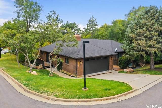 1716 E Whispering Oaks, Ogden, UT 84403 (#1776239) :: Colemere Realty Associates
