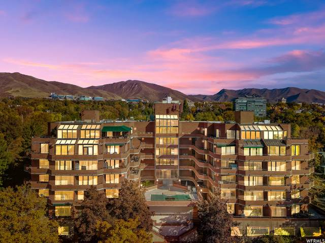115 S 1100 E #304, Salt Lake City, UT 84102 (MLS #1776264) :: Lookout Real Estate Group