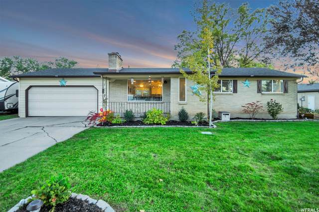 51 W 6830 S, Murray, UT 84107 (#1776267) :: Colemere Realty Associates