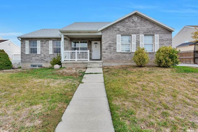 3141 S Sugar Bowl Ln, West Valley City, UT 84128 (MLS #1776269) :: Lookout Real Estate Group
