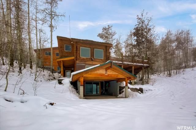2143 Aspen Dr, Coalville, UT 84017 (MLS #1776275) :: Lookout Real Estate Group