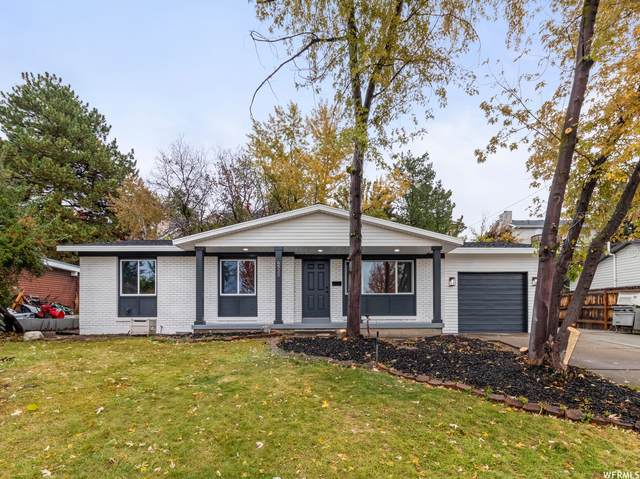 6525 S 2600 E, Cottonwood Heights, UT 84121 (#1776297) :: Colemere Realty Associates
