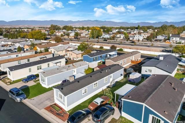 3749 S Deer Valley Dr W #146, Magna, UT 84044 (MLS #1776318) :: Lookout Real Estate Group