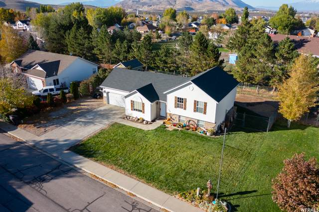 178 W 600 N, Santaquin, UT 84655 (#1776320) :: Colemere Realty Associates