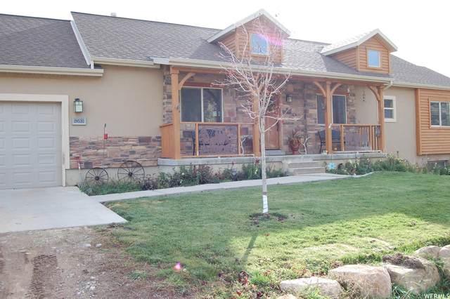 28530 N 11150 E, Fairview, UT 84629 (#1776365) :: Utah Real Estate