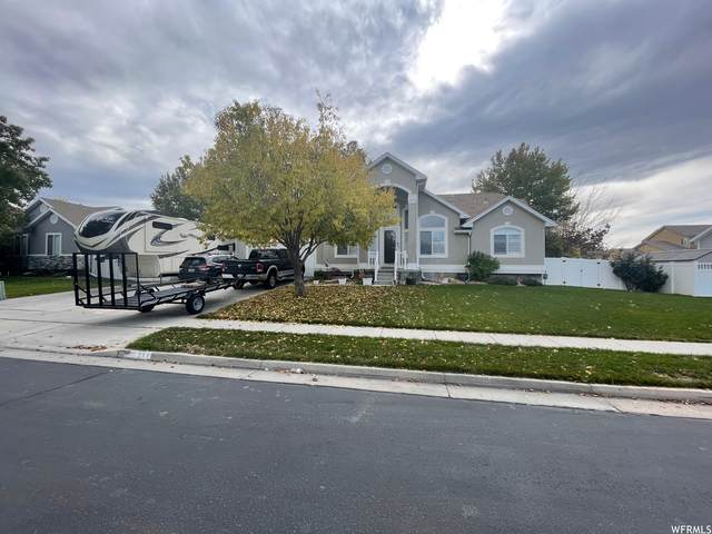 257 Lakeside Dr, Stansbury Park, UT 84074 (#1776368) :: Colemere Realty Associates