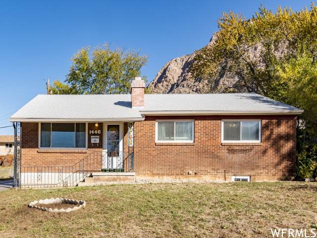 1446 E 6TH S, Ogden, UT 84404 (MLS #1776370) :: Lookout Real Estate Group