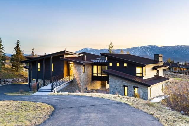 8865 N Promontory Ranch Rd, Park City, UT 84098 (#1776376) :: Utah Dream Properties
