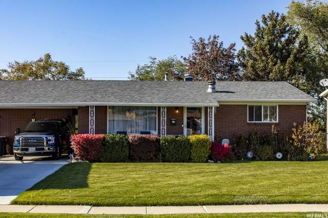 8036 S Bryce Dr, Sandy, UT 84070 (MLS #1776419) :: Lookout Real Estate Group