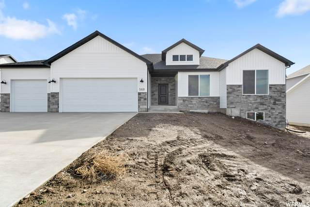 568 W 3600 S, Nibley, UT 84321 (#1776426) :: Colemere Realty Associates