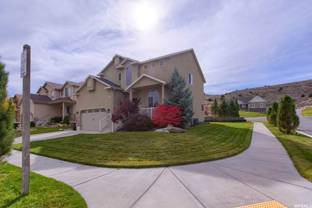 7889 N Ruby Valley Rd, Eagle Mountain, UT 84005 (#1776427) :: The Fields Team