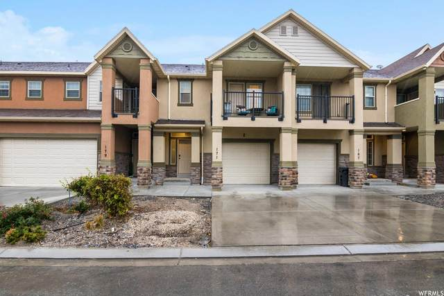 171 E Catagena Pkwy N, Saratoga Springs, UT 84045 (#1776428) :: Colemere Realty Associates