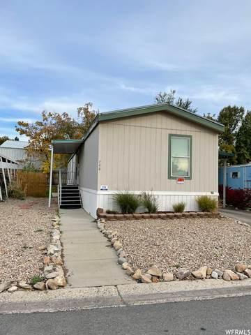 768 Dinivan St, North Salt Lake, UT 84054 (#1776433) :: Black Diamond Realty