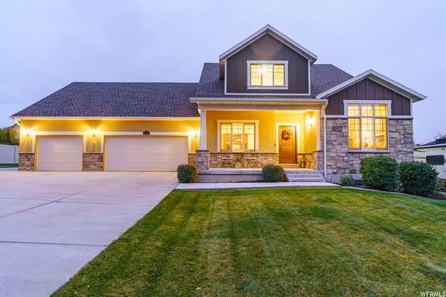 3238 N 1375 W Lot 7, Pleasant View, UT 84414 (MLS #1776437) :: Lookout Real Estate Group