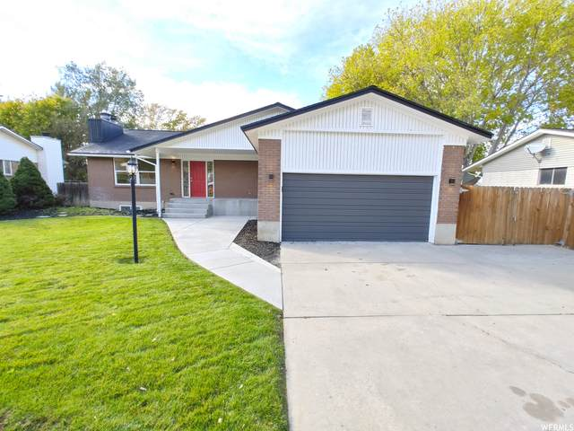 8296 S Grambling Way, Sandy, UT 84094 (MLS #1776443) :: Lookout Real Estate Group