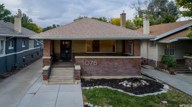 1076 S 500 E, Salt Lake City, UT 84105 (MLS #1776444) :: Lookout Real Estate Group